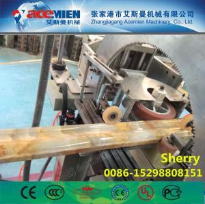 China PVC marble profile making machine profile extrusion machine Marble profile Production Line wholesale