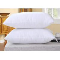 China Soft Goose Feather Hotel Collection Pillows , Hotel Collection Down Alternative Pillows wholesale