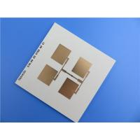 Buy cheap High Frequency PCB On 1.6mm RO4350B With Immersion Gold from wholesalers