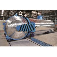 China Food Pneumatic Vulcanizing Industrial Autoclaves Φ1.8m Of Large-Scale Steam Equipment wholesale