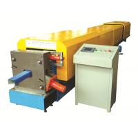 Quality Galvanized Square Steel Pipe Making Machine , Elbow Pipe Forming Machine 3 Tons for sale