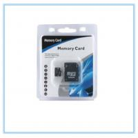Quality Memory Card Blister Card Packing Customize Waterproof With PVC Cover for sale