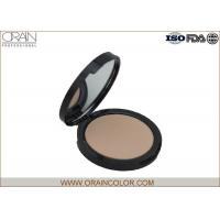 China Waterproof Pressed Makeup Face Powder Matte Color Plastic Box Packing wholesale