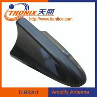 China Shark fin electronic amplify car antenna with GPS function/ electronic car gps antenna TLB2201 wholesale