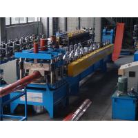 China Press Step Metal Roof Forming Machine , Arch Sheet Roll Forming Machine 0.4-0.6mm wholesale