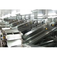 China Food Powder Vacuum Bag Packing Machine With Double Vacuum Pump Configuration on sale