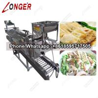China Autoamtic Commercial Rice Noodle Making Machine|Ho Fun Maker Machine Supplier wholesale