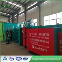 Quality Hydraulic automatic pet bottles baler equipment for sale