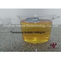 China Steroid USP Semi-Finished Steroids Oil 100mg/Ml Trenbolone Acetate Injection for Mass Gain wholesale