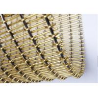 Buy cheap 4.5mm Th Stainless Steel Rope Mesh ceiling, Color Security Door Metal Cable mesh from wholesalers