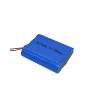 China 18650 Sumsung 12V 2600mAh 31.2Wh Lithium Ion Battery Pack wholesale