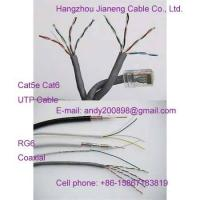China UTP Cable Cat5e CAT6 CAT3,Enternet Cable,Patch RJ45 on sale