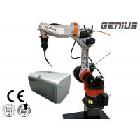 China Aluminum Welding Robot Short Cycle Times High Speed Non Cutting Corners wholesale