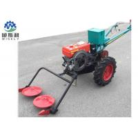 China Simplicity Walk Behind Tractor Lawn Mower With Fertilizer High Horsepower wholesale