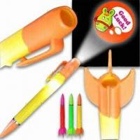 Buy cheap LED Projector Pen Made of Plastic from wholesalers