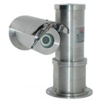 China Full HD Network Explosion Proof PTZ Camera / 360 Degree IP68 Waterproof Security Cameras wholesale