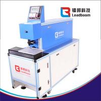China Double Optical Paths Wire Cutting And Stripping Machine 300m Working Line Width wholesale
