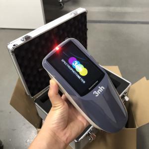 China Car Paint FCC 4mm Aperture Color Measurement Spectrophotometer CIE LAB wholesale
