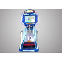 China Healthy Theme Family Friendly Racing Arcade Machine For Kids And Parents wholesale