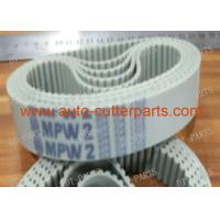 China White Round Vector 7000 Cutter Parts Rubber Timing Belt AT5/375 108687 To  Lectra Cutter Machine wholesale