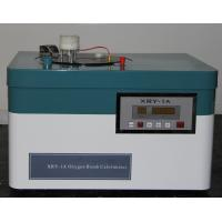 China OXYGEN BOMB CALORIMETER XRY-1A wholesale