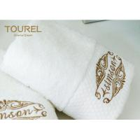 China Custom Luxury 100 Cotton Face Cloths , Soft Washcloths For Face wholesale