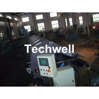 China 4 / 6 / 8 / 10 / 12m CNC Shearing and Folding Curving Machine With Slitting and Bending Multifunction wholesale