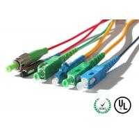 China Connector Fiber Optic Patch Cord wholesale