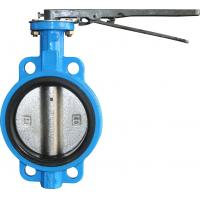 Quality PN10/16 Pneumatic Butterfly Valve Conditioning And Fire Prevention Use for sale