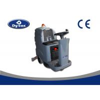 China Ride On Commercial Floor Scrubber Cleaning Machines 830MM Squeegee Width wholesale