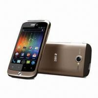 China Dual-SIM Phones, MTK 6515, 3.5-inch, Capacitive Touch Screen/Google