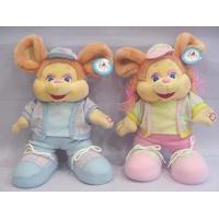 China Custom Plush Toy Filled with PP Cotton Couple Mouse Toy on sale