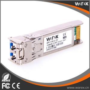 China Competitive SFP-10G-LR Compatible Transceiver SFP+ 10GBASE-LR 1310nm 10km wholesale