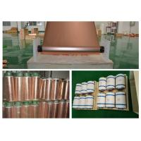 China Electrodeposited Thin Copper Foil , RoHS Capacitor Thin Sheets Of Copper wholesale