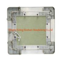 China Green Gypsum Board Aluminum Access Panel With Steel Wire Hook wholesale
