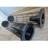 Quality Custom Metal Venturi Air Filter Cage for Dust Collector Filter Bags Carbon Steel for sale