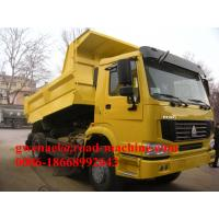 EURO II 4x2 Heavy Duty Dump Truck 371HP / Manual 20 Ton Trucks