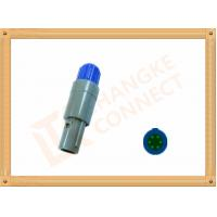 China Plastic Male Plug Push Pull Connector 6 Pin Changke Over 15 Years wholesale