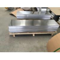 Quality Alloy 1070 Aluminum Sheet 0.5x390x1608mm for sale