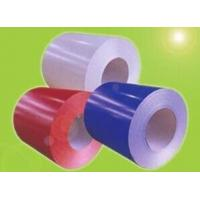 China Multicolor Steel Plate Pipe Prepainted Galvanized Steel Coil 1250mm For Warehouse wholesale