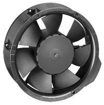 China D17251 172mm DC Electric Fan wholesale