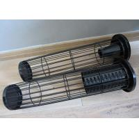 China Carbon Steel Bag Filter Cage Industrial Dust Air Filter Cage with ISO wholesale