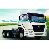 China White 371HP Prime Mover Truck for Transport , EURO III 6x4 Trucks , Color Can Be Selected wholesale