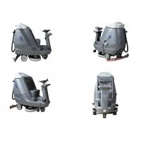 China Industrial Cleaning Machine Types Ride On Floor Scrubber Dryer wholesale