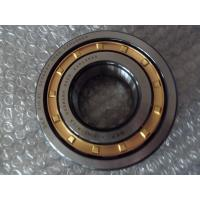 China Brass Sealed Cylindrical Roller Bearings , P6 Radial Cylindrical Roller Bearings wholesale