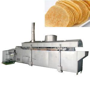 China industrial potato chips making machine wholesale