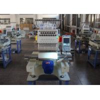 China DM1201 Single Head Embroidery Machine with 12 Needles 450x330mm / 540x375mm wholesale
