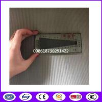 Buy cheap 152x30mesh 160mm width,10m/roll Belt Screen Filter Mesh made in China for from wholesalers