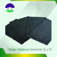 Buy cheap Recycled / Virgin Geotextile Woven Fabric Pp 160kn Split Film For Railway from wholesalers