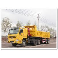 China HOWO SERIES 4x2 TRACTOR TRUCK / TRACTOR HEAD/ PRIME MOVER 4X2 EURO 2 FOR SALE FOR PULLING DUMPER TRAILER wholesale